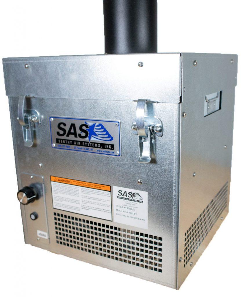 HEPA Laser Fume Extractor